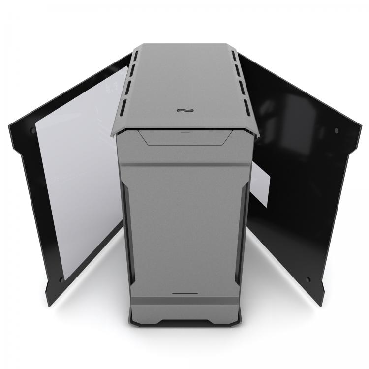 Evolv_uATX_TG_Anthracite_Grey_Magnets_Front_top_doors_open_2k.jpeg